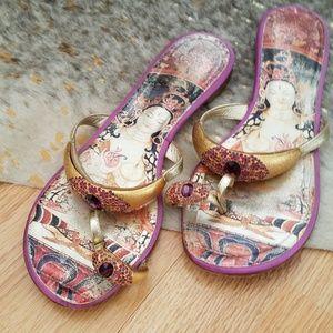 Giuseppe Zanotti Crystal Sandals